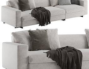 3D Molteni e C Turner sofa