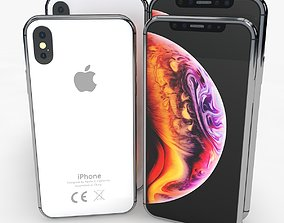 Iphone XS and XS Max ELEMENT 3D VR / AR ready