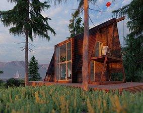 3D Villa Himmelen