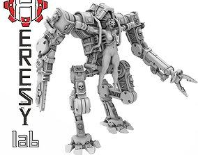 3D printable model Heresylab - The Punisher