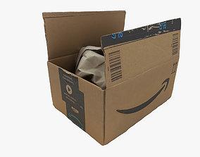Amazon Package 3D model