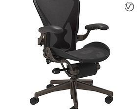 3D Herman Miller Aeron Chair