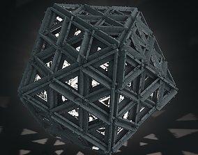 3D model Sci-Fi Shapes Prasidiuum The Sign of Protection