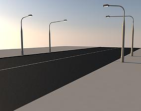Street Lights 3D