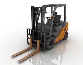 3D loader crawler