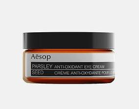 3D model Aesop Skin Parsley Seed Anti Oxidant Eye Cream
