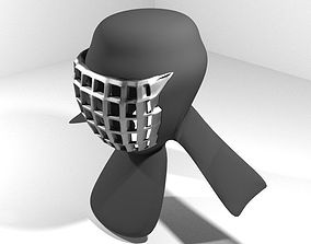 Martial-Art Headguard Type 4 3D