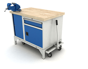 3D mobile workbench