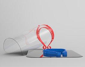 3D print model Face-Shield-Visor-COVID-19-Protection 1