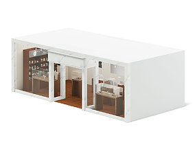 Jewlery Store 3D Model