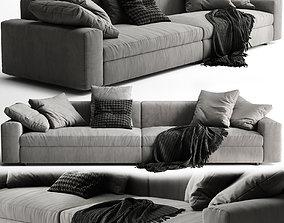 people Poliform Dune Sofa 3D model