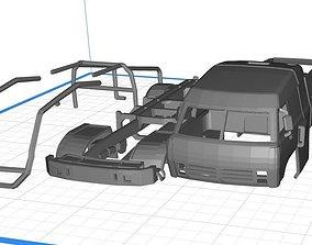 Kamaz Dakar Truck Printable 3D