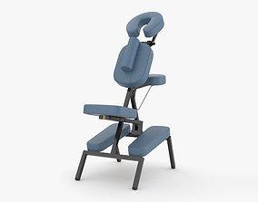 3D model salon Massage Chair