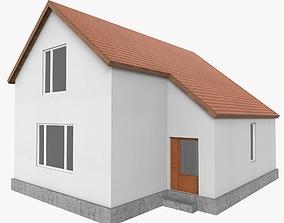 House 1 3D asset