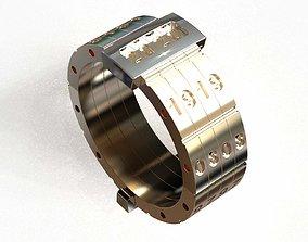 Date ring 393 3D print model