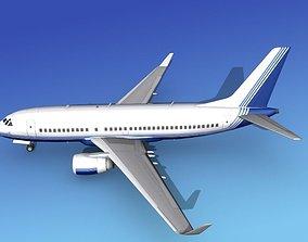 3D model Boeing 737-700ER Corporate 3