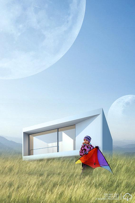 CGI: เทมเพลตสถาปัตยกรรม
