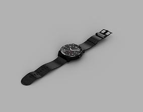 LG G Watch R 3D