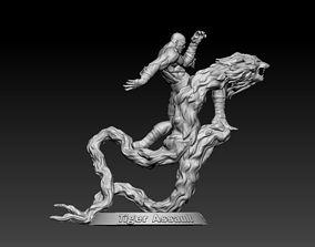 figurines Sagat Tiger Assault 3D printable model