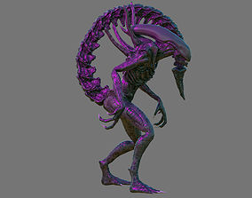 3D print model Alien Xenomorph