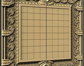 3D print model Backgammon - chess