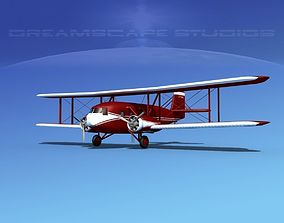 3D model Curtiss Condor V06