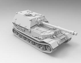 Elefant tank 3D printable model