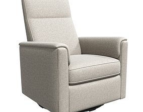 3D model Armchair willa recliner