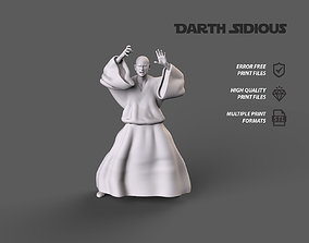 3D printable model The Emperor
