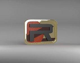 3D printable model Meet the Robinsons Belt Buckle