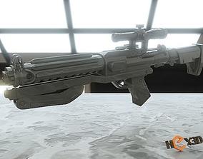 F-11 Blaster - 3D Print Ready f11