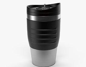 Travel Mug 3D model cup