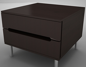 night table modern 3 3D