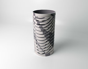 plain 3D print model Vase decor