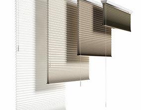 3D model Duolite blinds HUNTER DOUGLAS