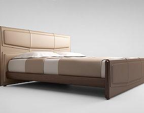 Giorgetti Pochette bed 3D