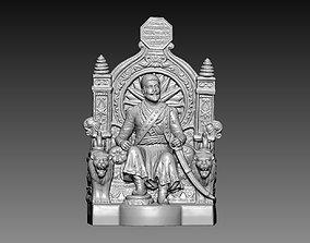 The Great Chhatrapati Shivaji Maharaj 3D printable model