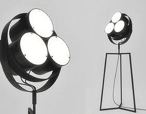 Signal floor lamp model