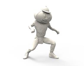 University Mascot Bundle All in one 3D printable model