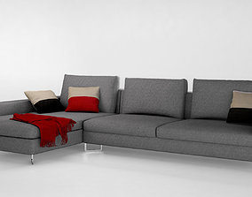 3D Molteni Large sofa