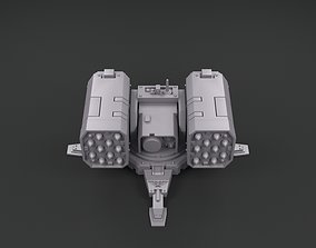 3D printable model Warhammer 40k - Hyperios Air Defence 2