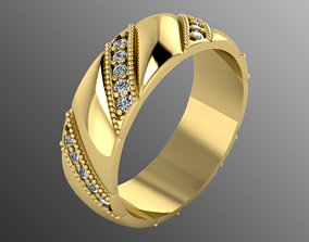 Ring od 62 3D print model