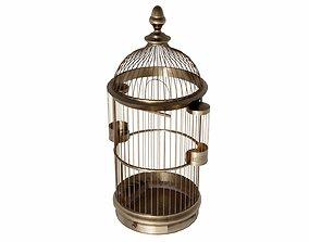 3D model PBR Birdcage