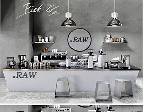 3D model Coffee Shop 2