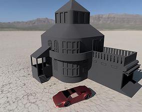 3D print model villa