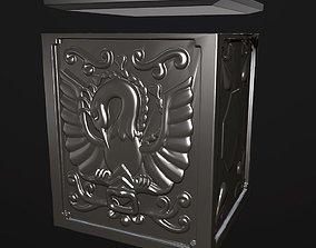 3D printable model Cloth Armor Box - Phoenix - KOTZ