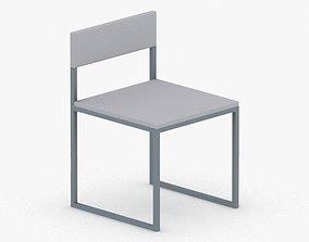 0726 - Chair 3D asset VR / AR ready