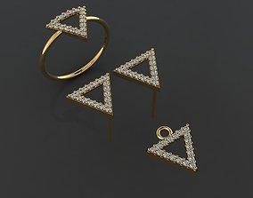 Z85-Diamond set 3D printable model