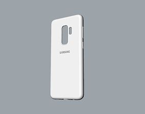 Samsung Galaxy S9 plus rubbler case 3D printable model