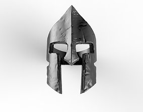 3D print model viking helmet